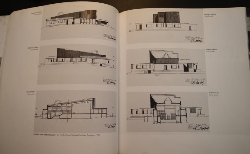 the nordic house, reykjavik(1968)
