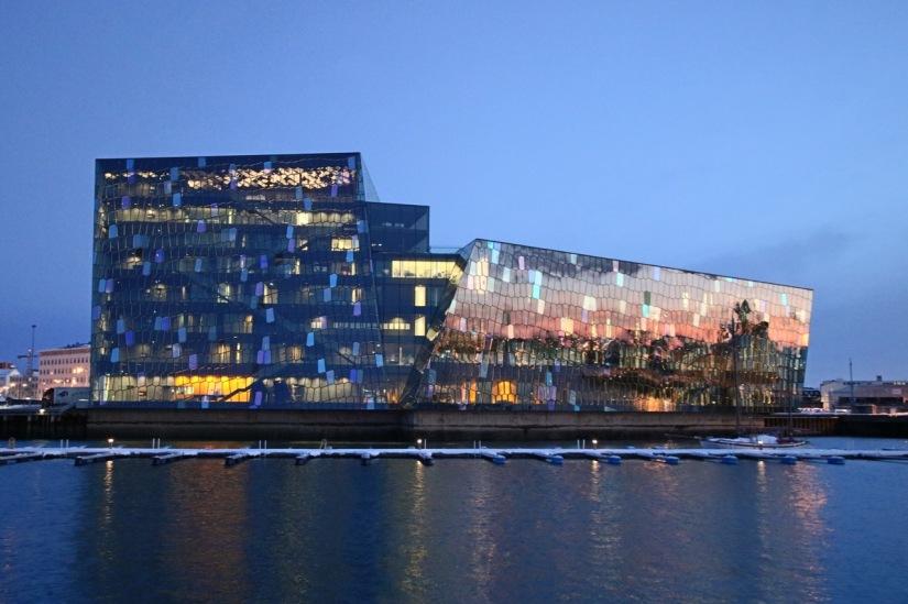 harpa concert hall, reykjavik(2011)